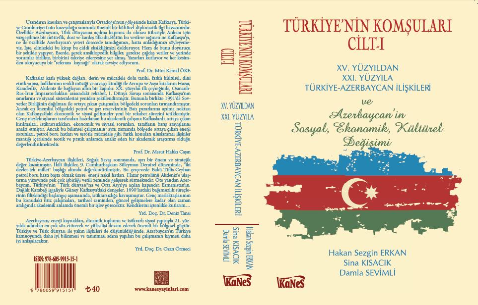Kitap Kapak Azerbaycan